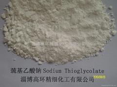 巰基乙酸鈉