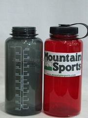 cheap pplastic water bottle