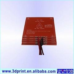 214x214mm 3D打印机热床