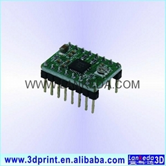 Green A4988 steper driver A4988 3d printer stepping motor driver