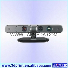 High precision  portable 3d scanner