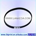 Good quality Close-loop GT2 timing belt