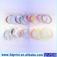 1.75mm/3mm ABS PLA 3d pen filament round filament