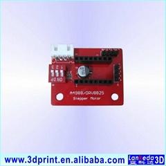A4988/DRV8825 stepper motor driver extend board/external panel