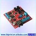 Extruder controller 2.2 extruder board