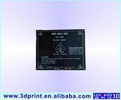 3D-MK3 aluminum heatbed 300*200*3mm