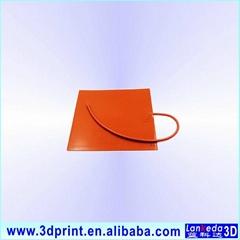 Rubber heater 200x200mm/200x300mm/300x300mm