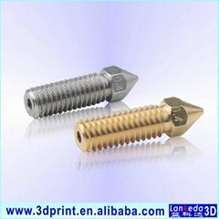 E3D Volcano special tip brass nozzle