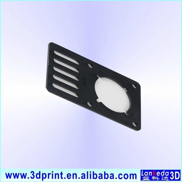 Openbuilds nema 23 stepper motor mount plate lkd for Nema 23 motor mount plate