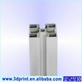2525 Aluminium T slot extrusion 1000mm