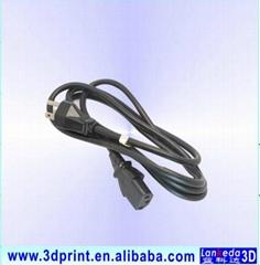 Power cable USA/EU/AUSTRALIA