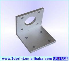 Nema23 stepping motor mount/bracket aluminium