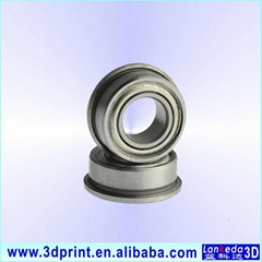 F688ZZ 8*16*5mm flange ball bearing