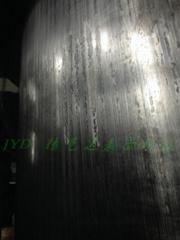 2500T液壓油缸表面磨損