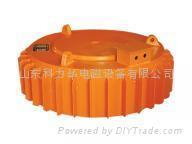 PDC盤式電磁除鐵器