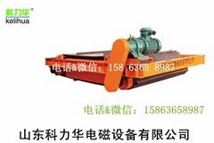 煤礦井下防爆自卸式礦用隔爆型永磁帶式除鐵器