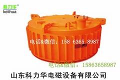 科力华煤矿专用防爆电磁圆盘除铁器隔爆盘式