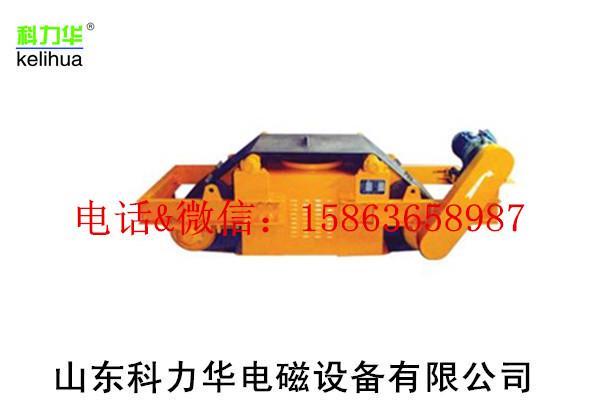 RCDC、RCDF-T系列超強冷風自卸式電磁除鐵器  1