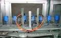 濾清器自動噴粉烘道流水線