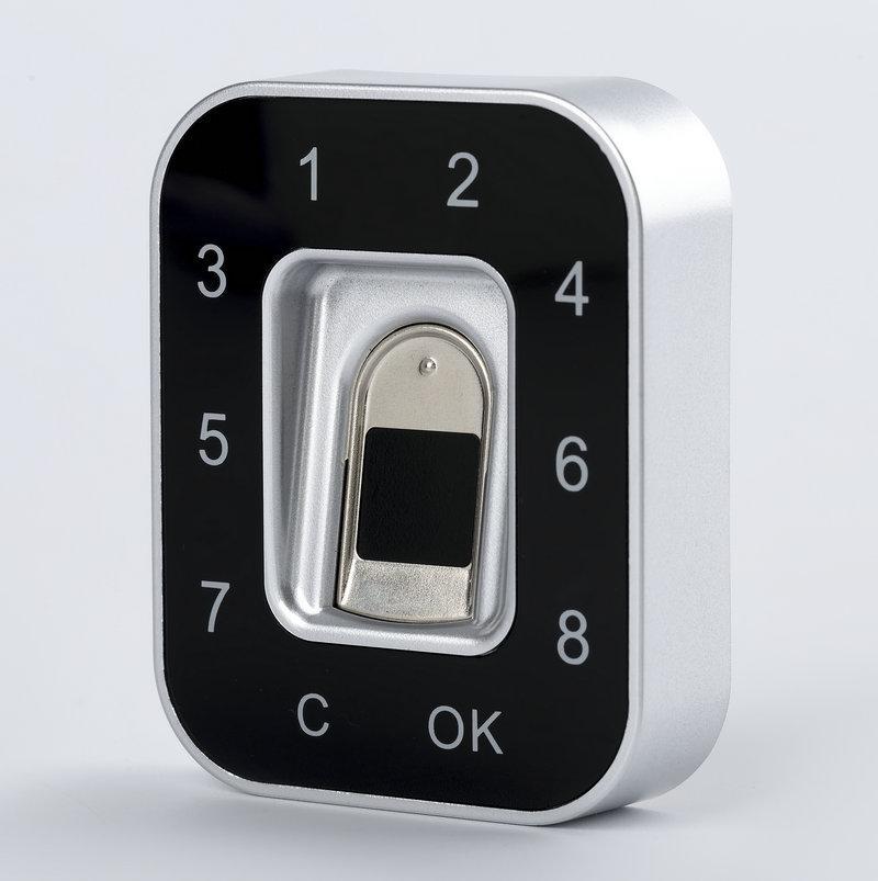 G12A辦公櫃鞋櫃指紋密碼鎖 1