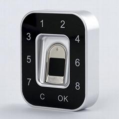 G12A办公柜鞋柜指纹密码锁