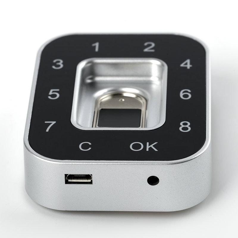G12A辦公櫃鞋櫃指紋密碼鎖 2