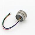 R503圆形带螺纹电容指纹识别