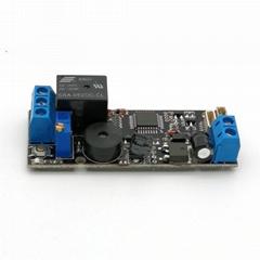 K202指紋鎖控制板 繼電器觸點輸出 開關信號