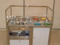 拉丝花式两用果味棉花糖机器 5