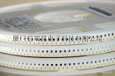 印刷型NTC(负温度系数)片式热敏电阻器0805-100欧 2