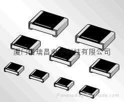 印刷型NTC(负温度系数)片式热敏电阻器0805-100欧 3