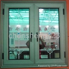 Customized Aluminum windows and doors