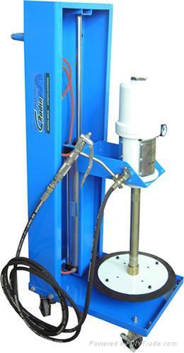 66110 High-viscosity Grease Pump (pneumatic) 1