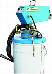 Electric grease equipment