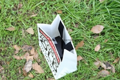 kraft paper hand bag