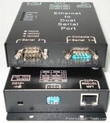 天津串口通訊APORT-201 網絡串口轉換器