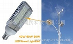 E40 60W LED Street Light Road Light