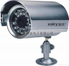 红外监控摄像机