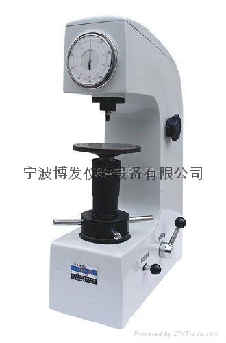 宁波洛氏硬度计HR150A 1