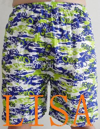 沙滩裤 3
