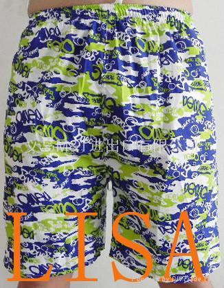 沙灘褲 3