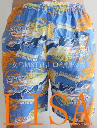 沙滩裤 4