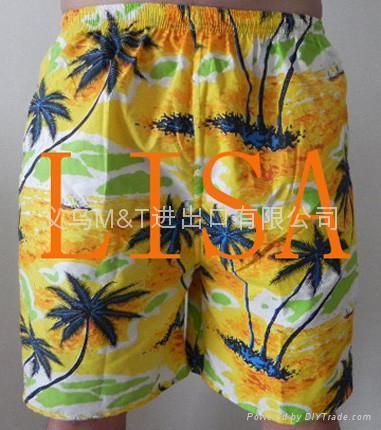 沙灘褲 4