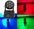HOT 7x10w  4-in-1 led moving head light