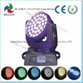 36x18w led zoom moving head,zoom moving