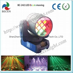 12x10w rgbw 4 in 1 led beam moving head