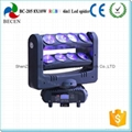 8x10w Cree led spider moving beam head