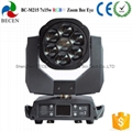 7X12W RGBW 4IN1 LED Bee moving head
