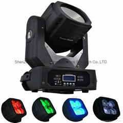 4 eyes led beam moving head light