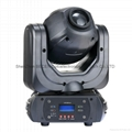 40W LED gobo moving head with 3 facet